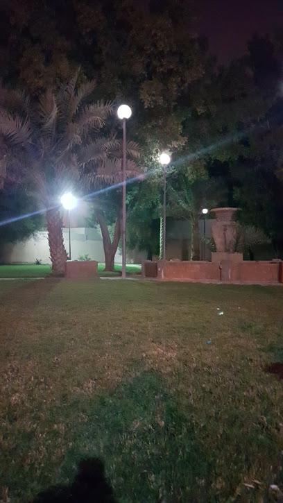 AL Zanbaqa Park