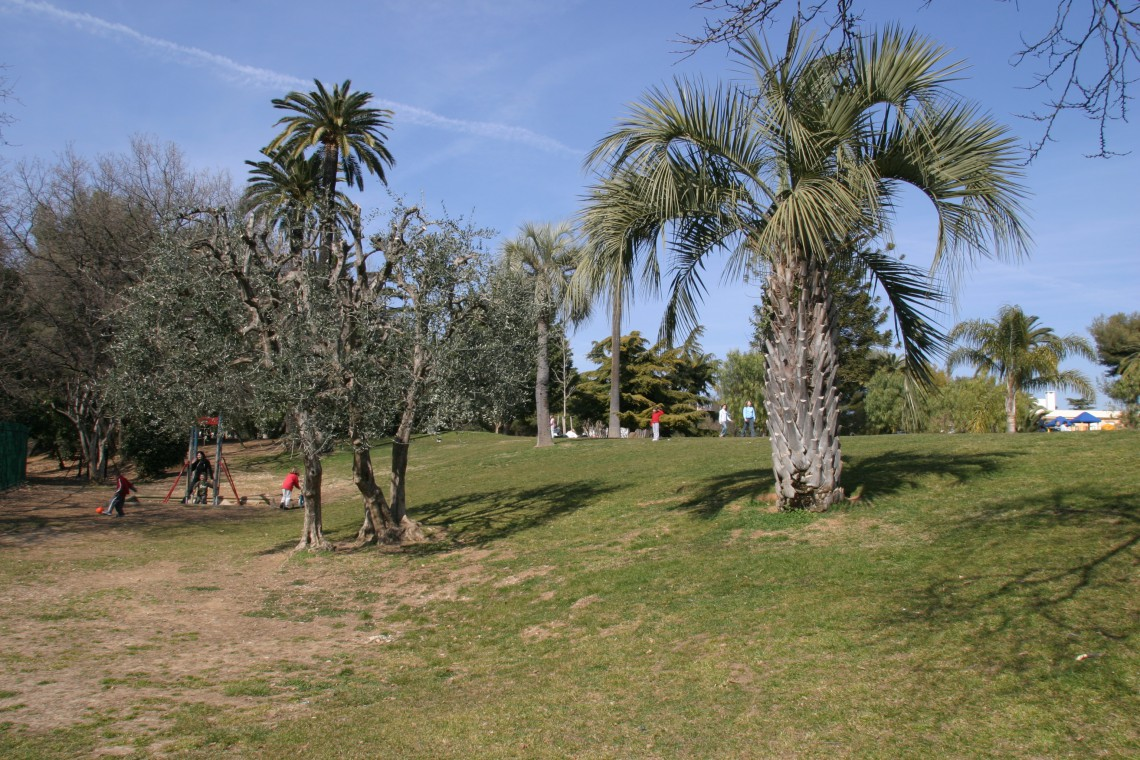 Le Parc Carol de Roumanie