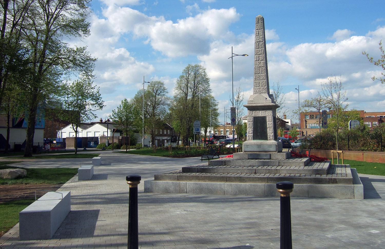 Steeple Memorial Garden