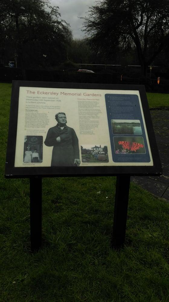 Eckersley Memorial Garden