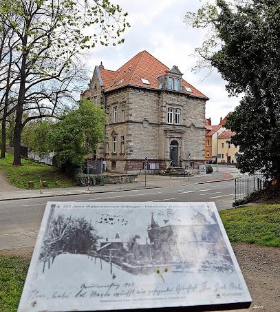 Wallanlage Göttingen