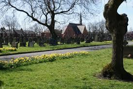 Swinton Cemetery Garden