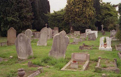 Victoria Lane Burial Ground