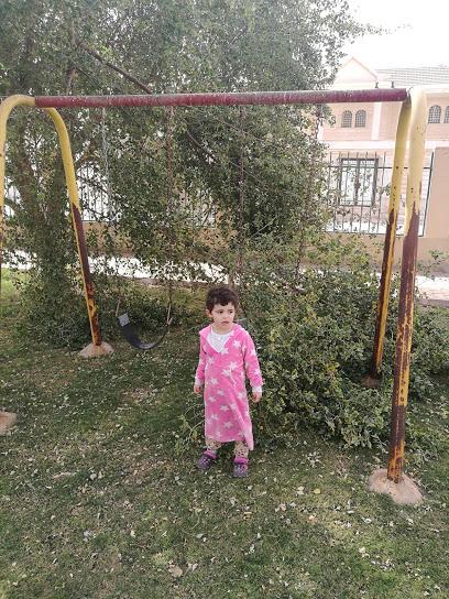 حديقة جامع إمام الدعوة