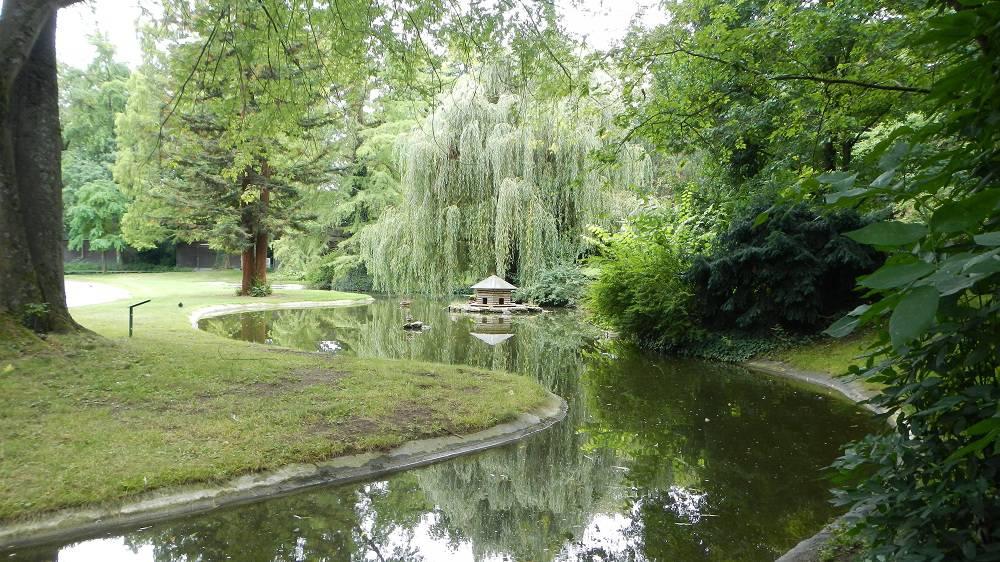 Sanderglacis (Ringpark)
