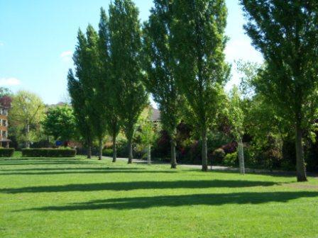 حديقة كينسينجتون التذكارية
