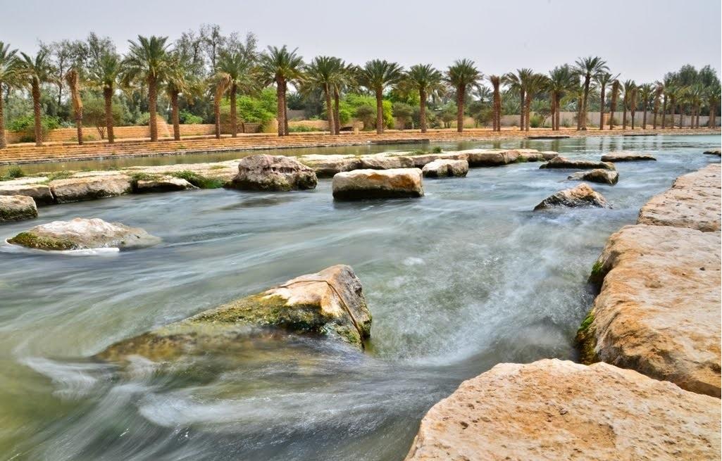 حدائق ترفيهي حدائق منتزه بحيرة المصانع وادي حنيفة