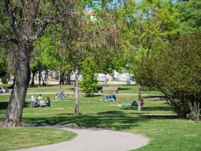 Trfihi Parks Parks Parc Jourdan