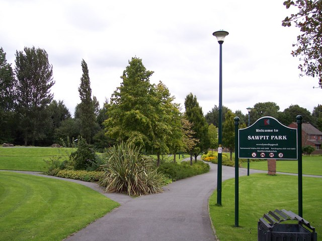 Sawpit Park