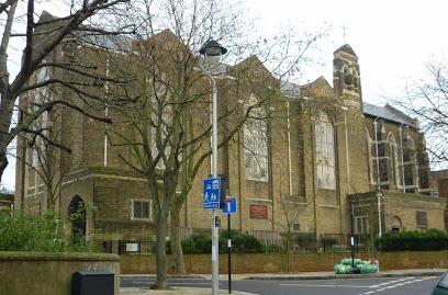 St Benet & All Saints Church Garden