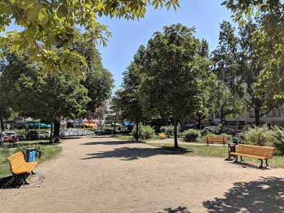 Spielplatz Zickenplatz
