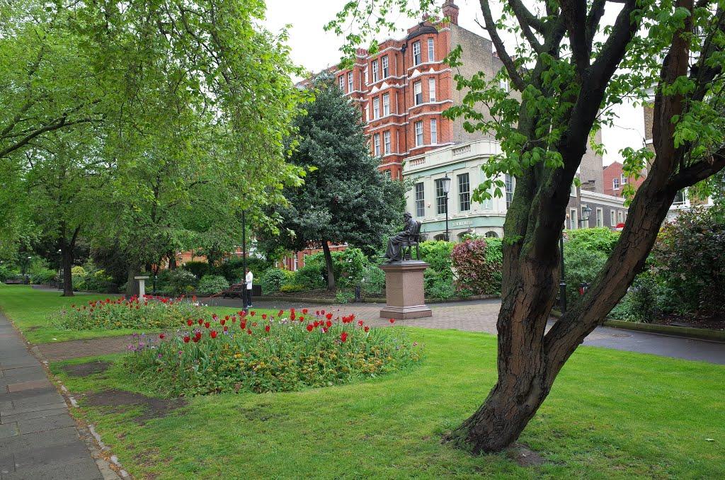 Trfihi Parks Parks Chelsea Embankment Gardens