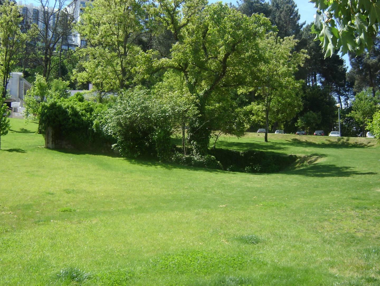 Jardim Rua Quinta do Bosque