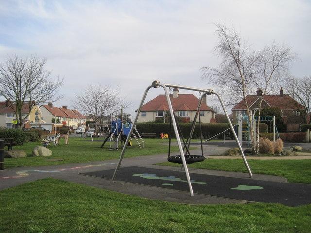 Meols Park