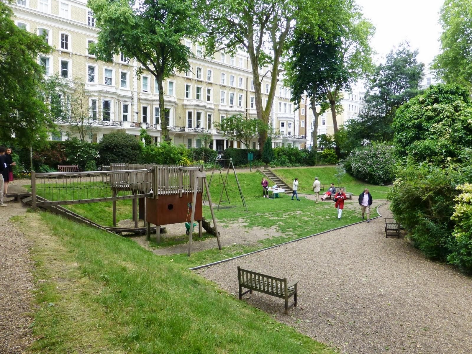 (Courtfield Gardens (East