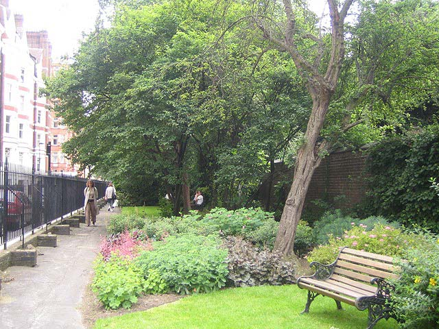 Ridgmount Gardens