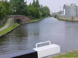 Stockport Branch Canal - Centre