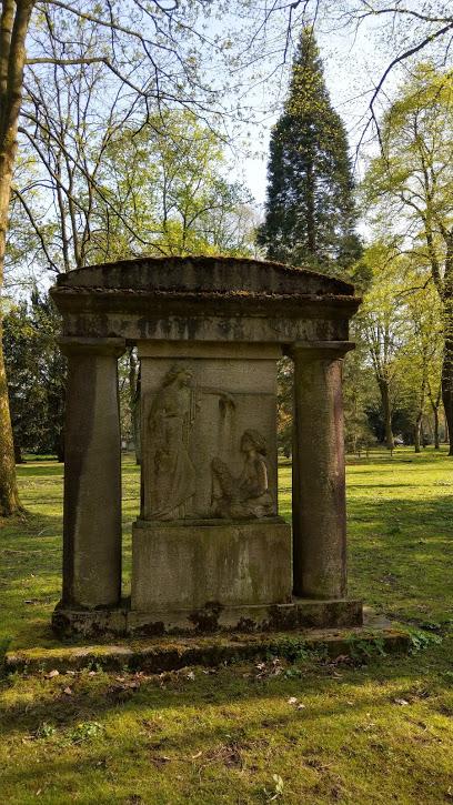Ehemaliger Friedhof Duisburg Homberg