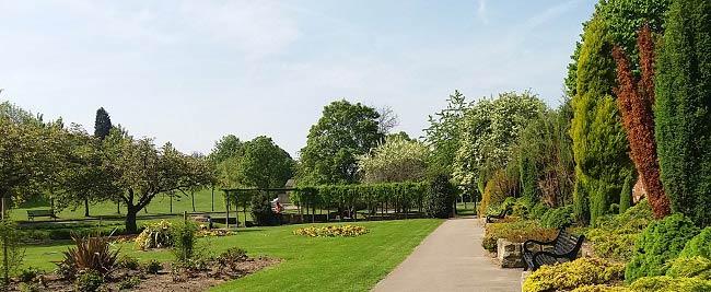 Springhead Park, Rothwell