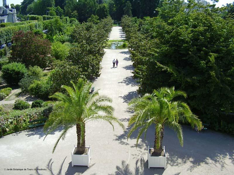Trfihi Parks Parks Jardin Botanique De Tours