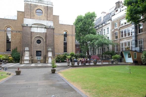 St Anne's Churchyard Gardens